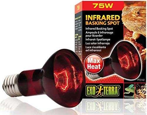 Exo Terra Heatglo Infrared Spot Lamp